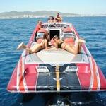 Sunsation F4, Powerboat