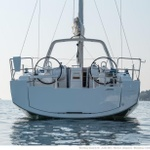 Oceanis 38 BT, Sailboat