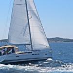 Sun Odyssey 509 BT, Sailboat