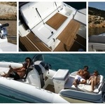 Zodiac N-ZO, Powerboat