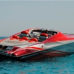 Sunsation F4, Powerboat