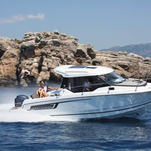 Merry fisher 795, Powerboat