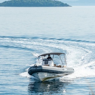 GTO Sport 26, Powerboat