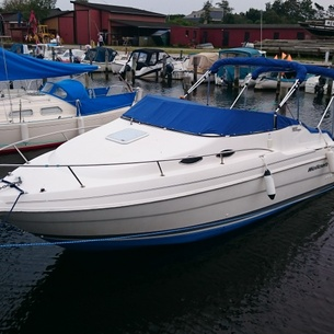 Wellcraft 2400 Martinique, Powerboat