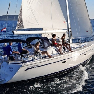 Bavaria 44 Vision. BT, Sailboat