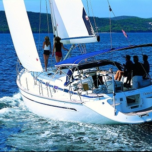 Bavaria 49 BT, Sailboat