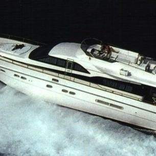 Gianetti 68, Powerboat