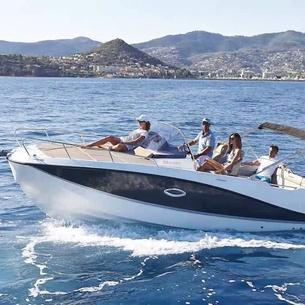 Quicksilver Activ 755SD, Powerboat