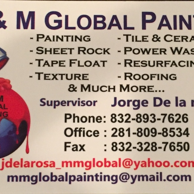 M&M Global Painting