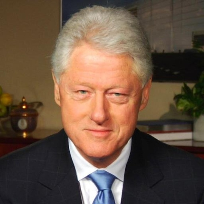 William Clinton