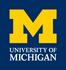 University of Michigan's logo