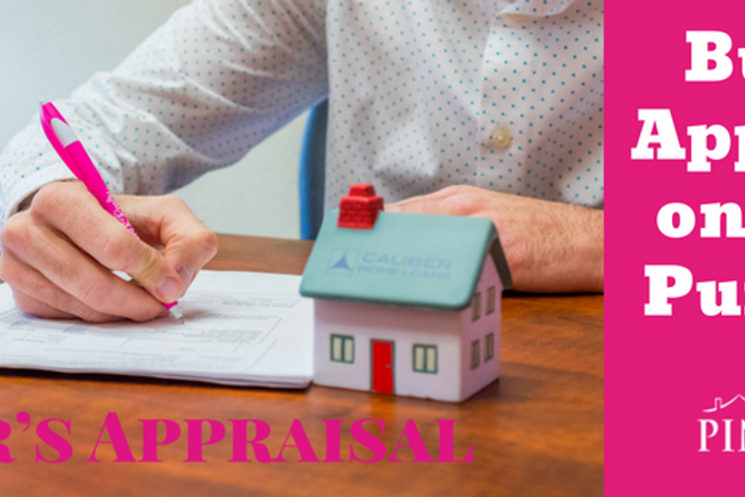 Buyers Appraisal When Selling Your House