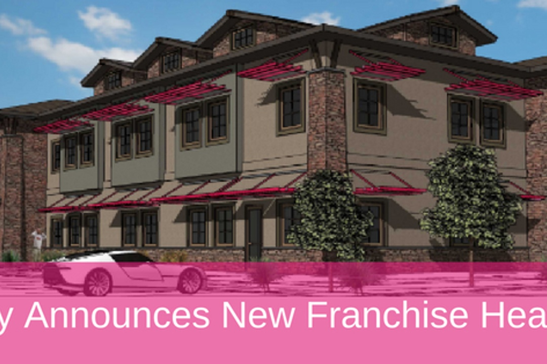 Pink Realty Franchise is Building a New Office