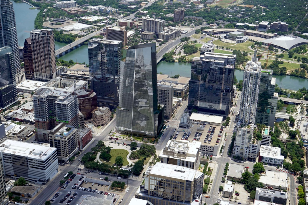 Downtown Austin Keeps Growing with New 37-Story Office Tower