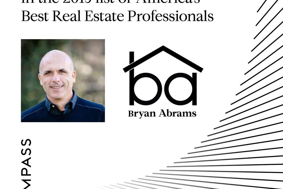 Bryan Abrams, Real Trends Top Agent 2019