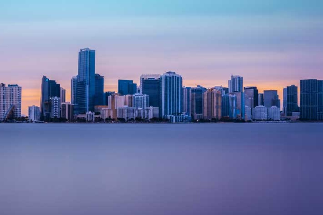 Miami, one of the boomtowns country of the household growth