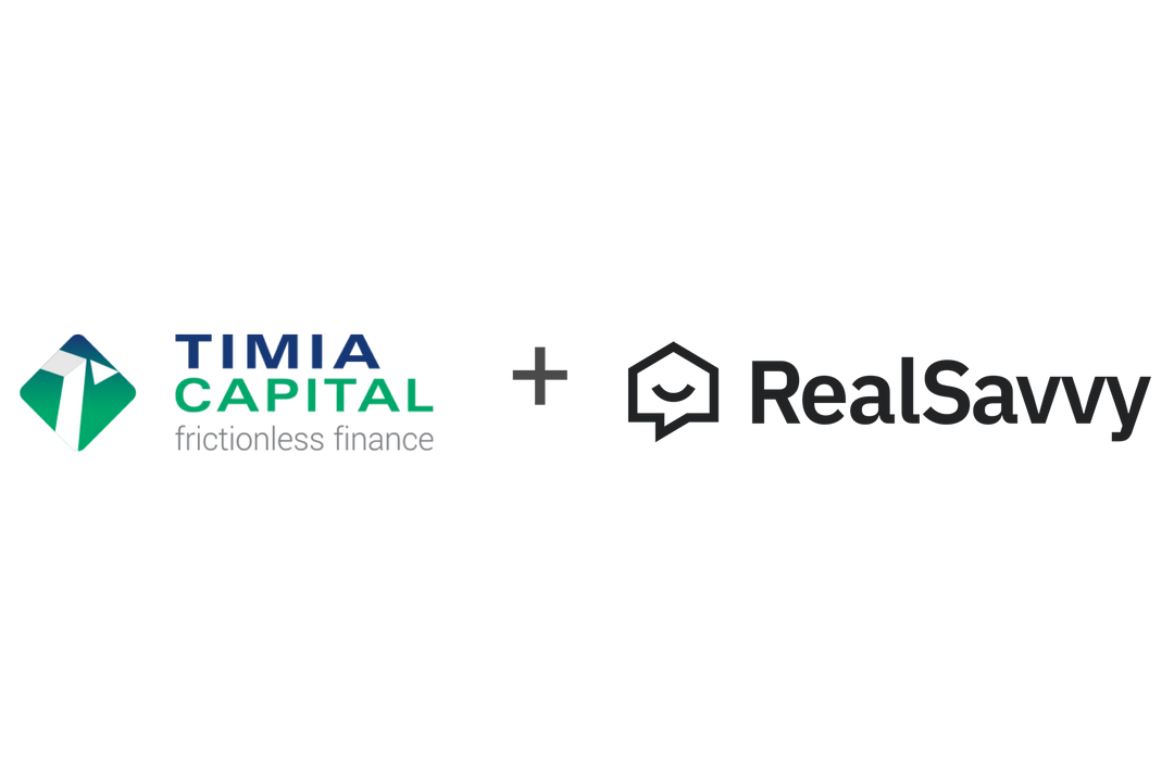 Real Savvy Announces $2.5 Million Revenue Financing from TIMIA Capital
