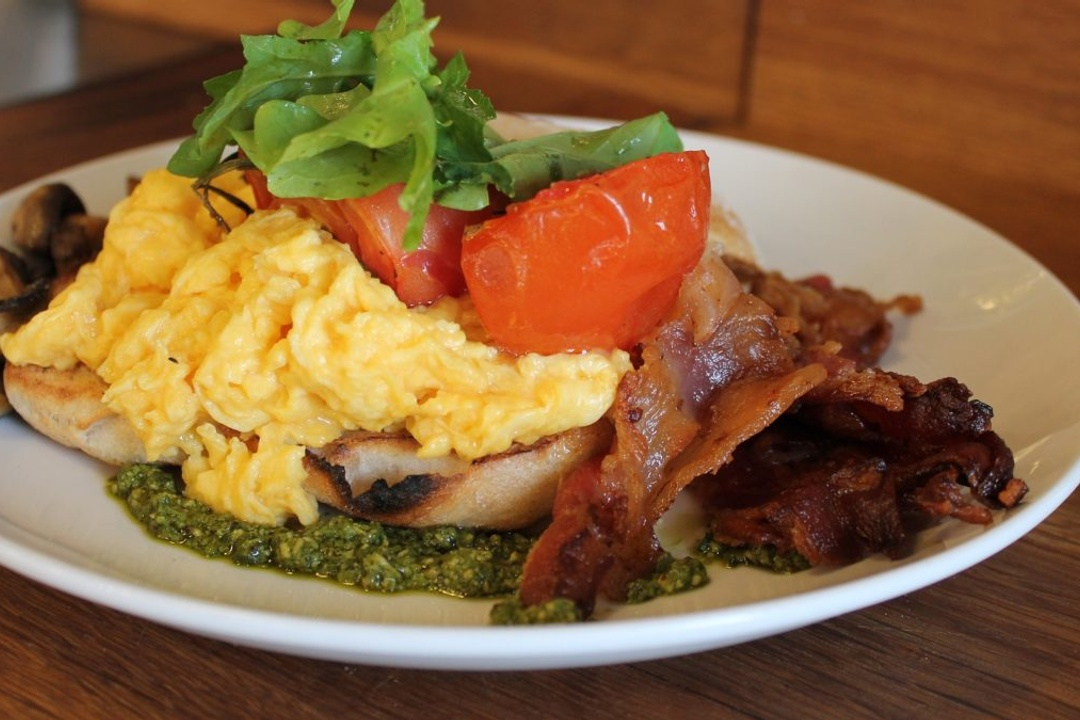 Top 4 places to get breakfast in Rocklin