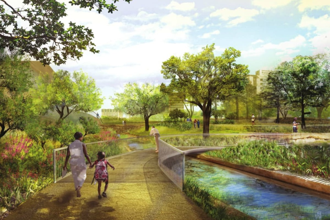 Austin Set to Get Its Own 'Central Park' with New Waller Creek Project