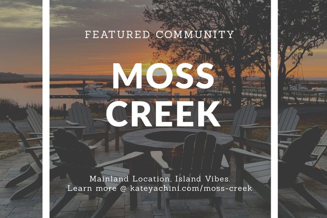 Featured Community: Moss Creek
