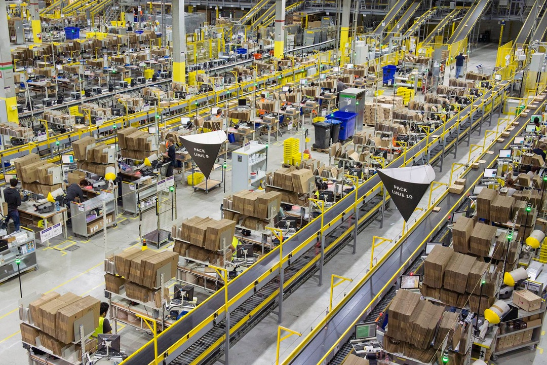 Amazon Confirms 1,000-Job Fulfillment Center in Pflugerville