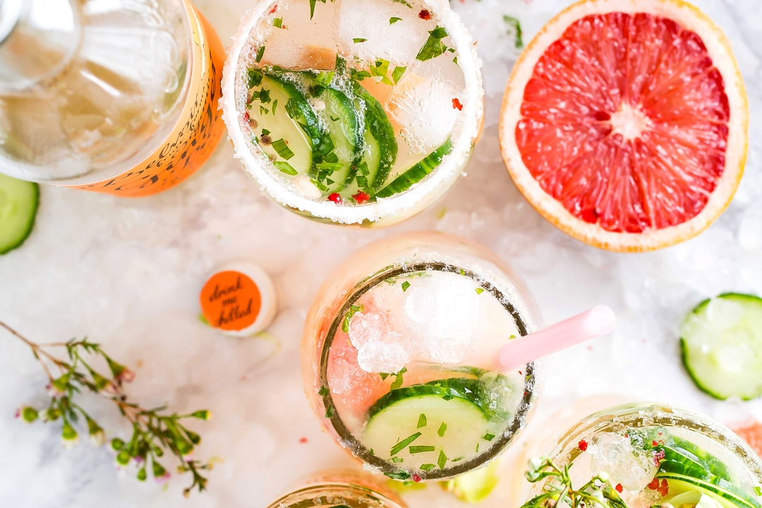 Your Texas Style Spring Cocktail Guide