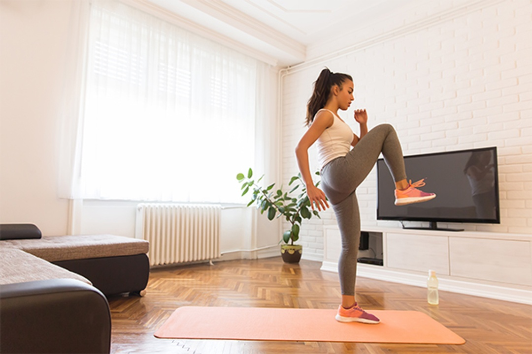 How to Stay Active at Home This Summer