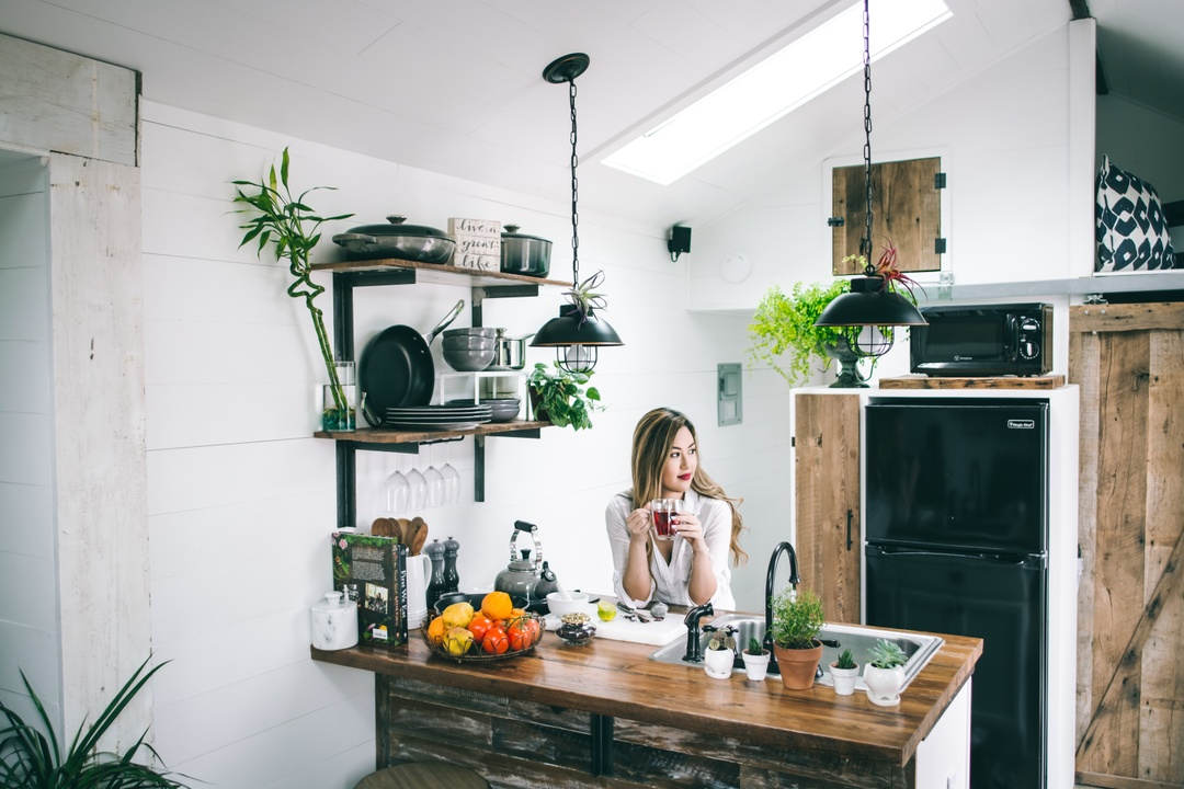 Shift Focus to Productivity, Wellness, and Self-Care with Simple Home Design