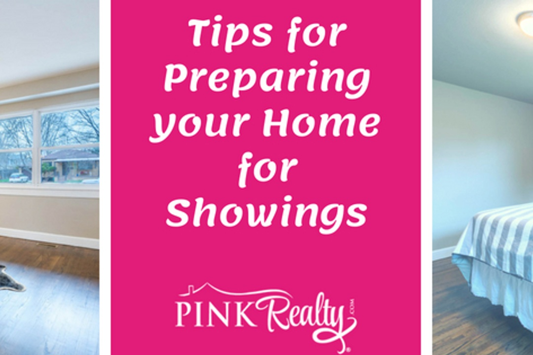 Tips for Preparing your Home for Showings