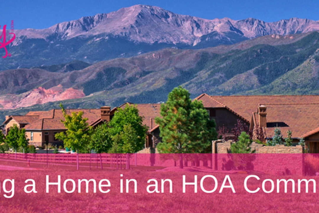 Buying a Home in an HOA