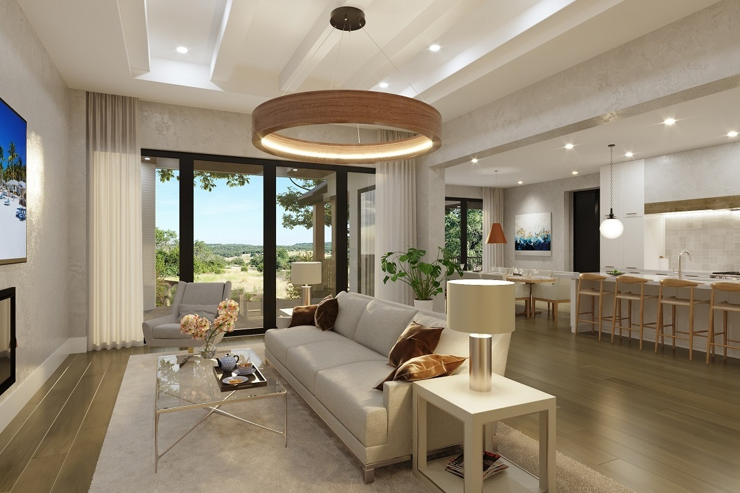 Coming Soon: New Luxurious Custom Construction in Bee Cave with Hill Country Views