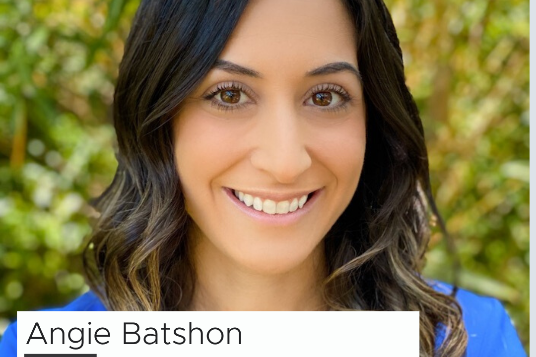Meet Angie Batshon, our newest residential agent.