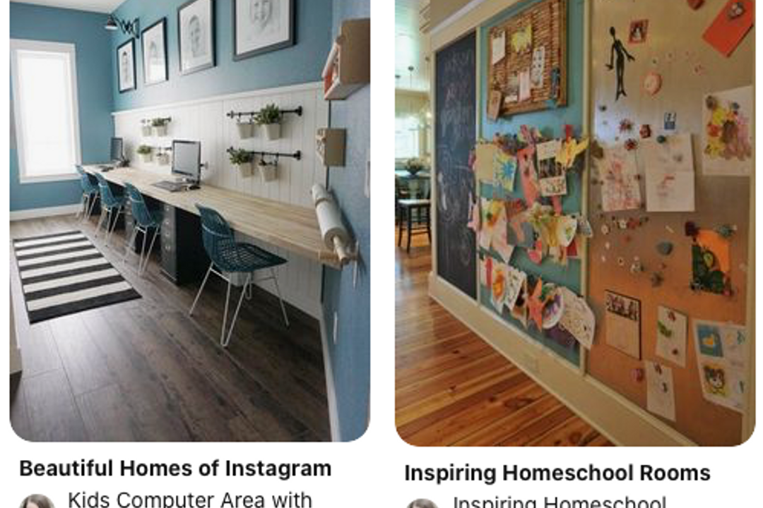 Some Practical Advice and Ideas for Setting Up a Homeschool Space