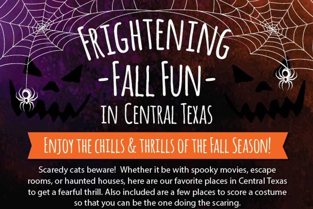 October Spooky Events