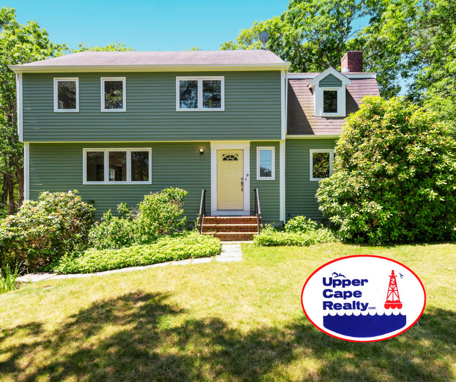 this spacious 2000 + sq ft home is located less than .4 miles from Sagamore Beach