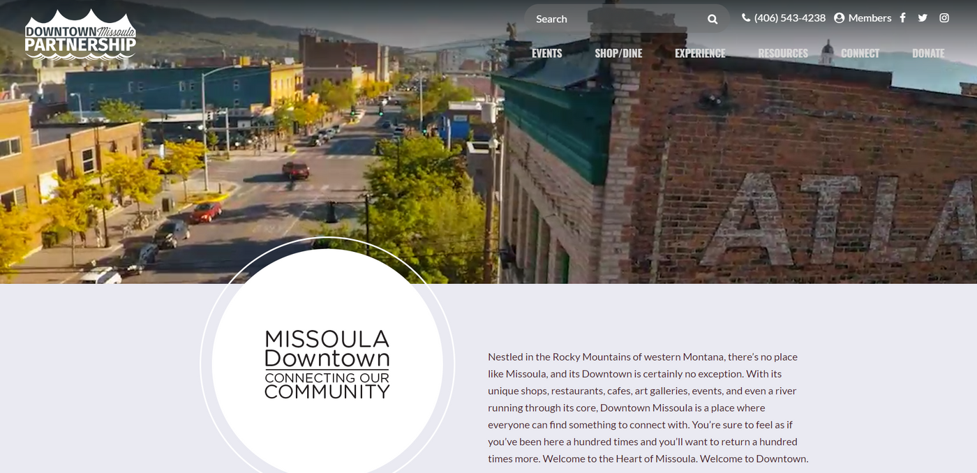 Missoula Downtown