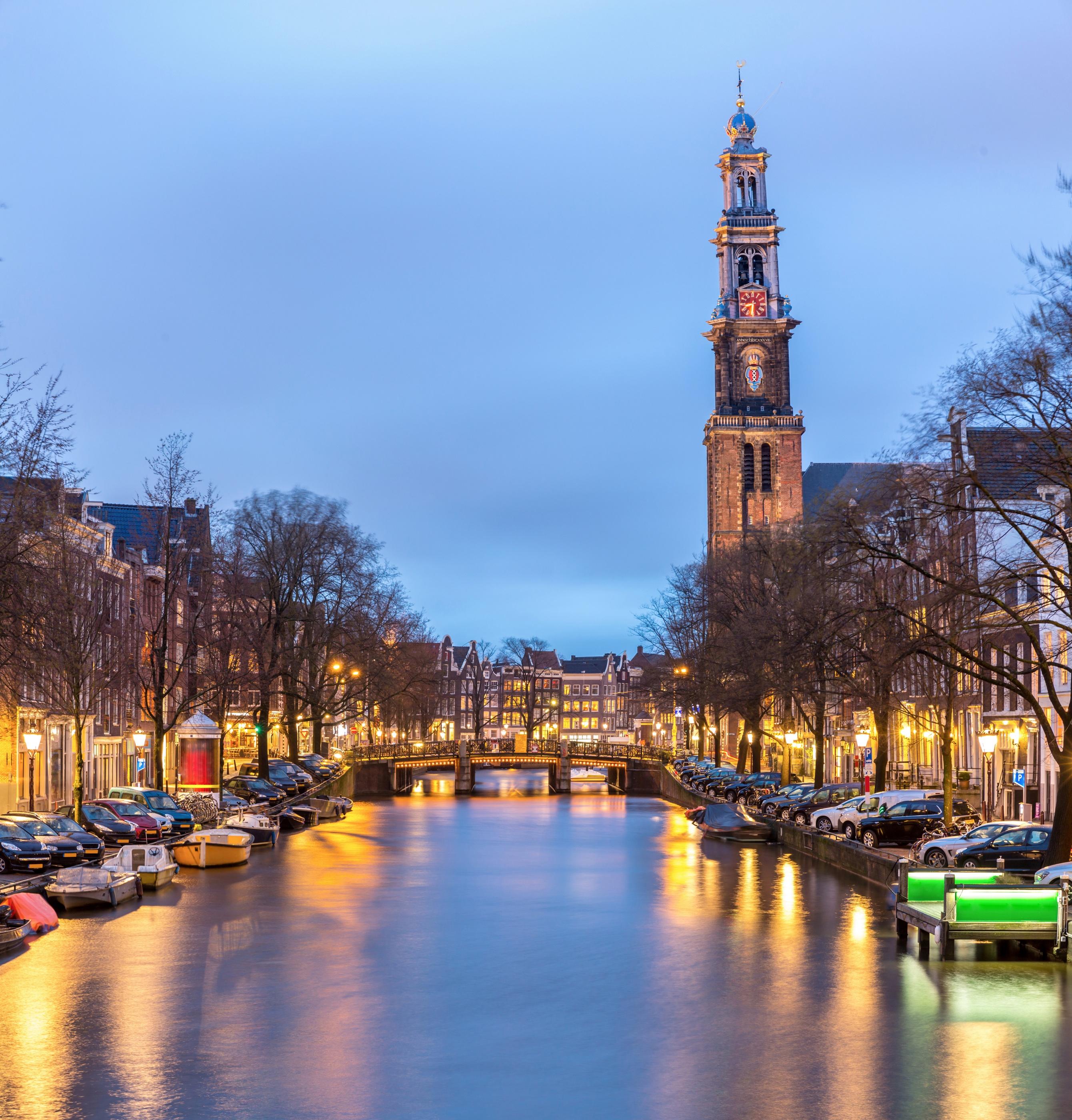 Amsterdam home search cover