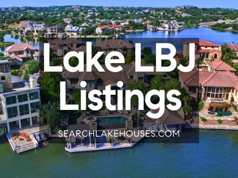 Lake LBJ Listings