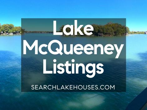 Lake McQueeney Listings