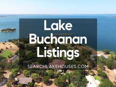 Lake Buchanan Listings