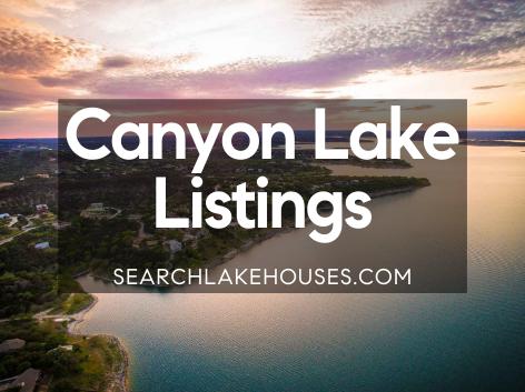 Canyon Lake Listings