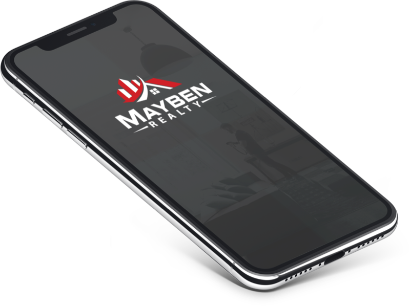 The Mayben Realty Mobile App