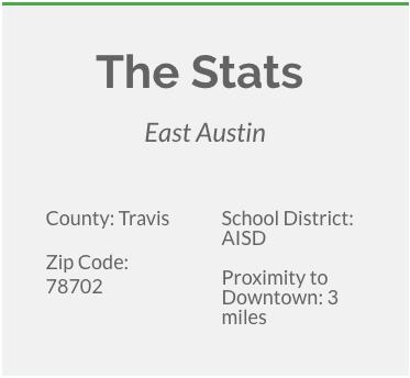 East Austin Juice Homes