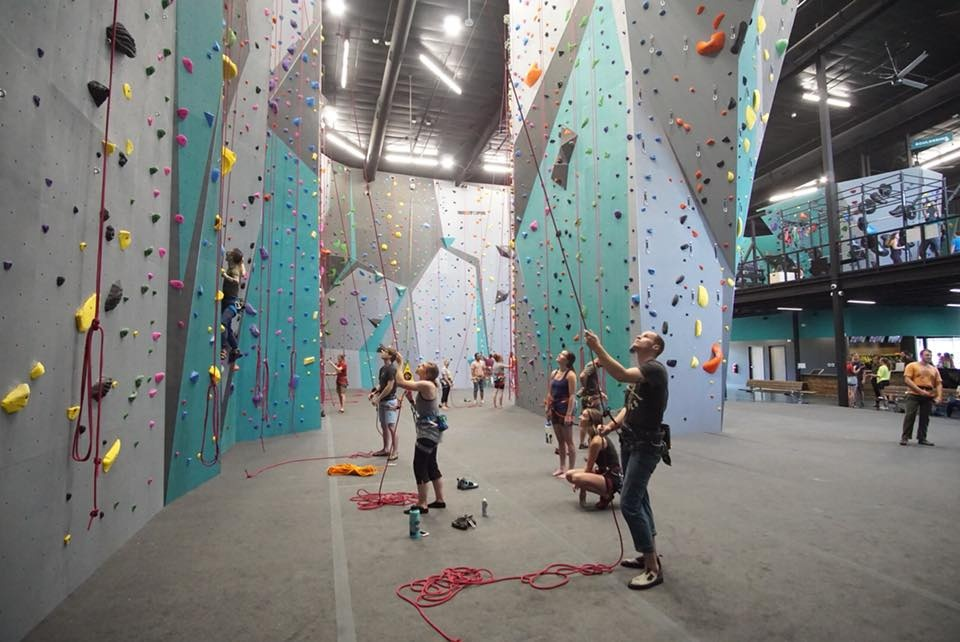 Climb Tulsa Announces Grand Opening Of New Location World Class