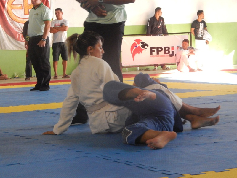 Final do I Open Castanhal de Jiu-Jitsu