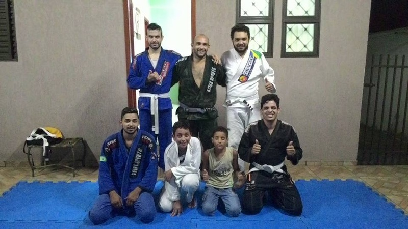 Team Nahum Borborema SP