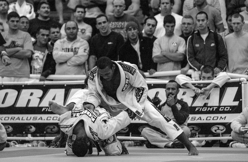 Brazilian Jiu-Jitsu vault opened