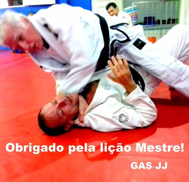 A importância do professor de Jiu Jitsu