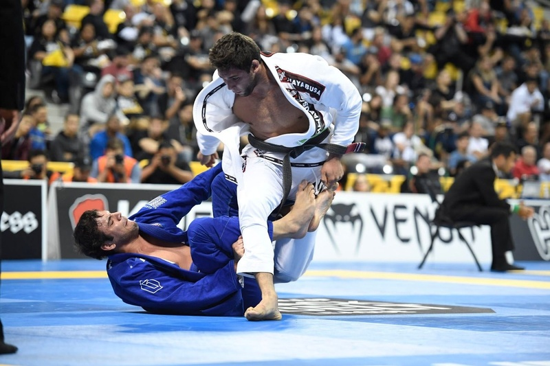 João Gabriel vs Marcus Buchecha at BJJ Worlds 2016