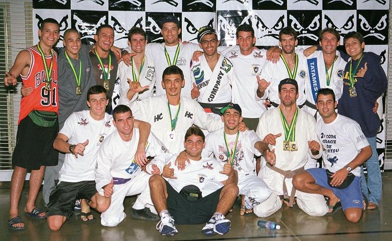 Panamericano de Jiu-Jitsu 1998, no Havaí
